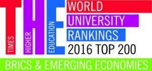 the world university rankings 2016