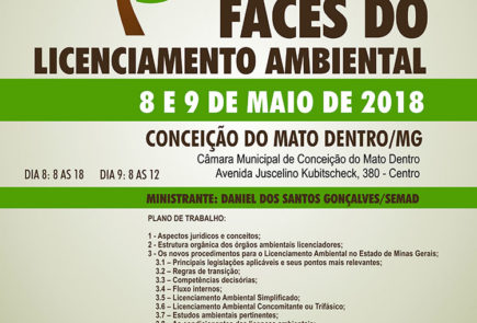 Novas Faces do Licenciamento Ambiental